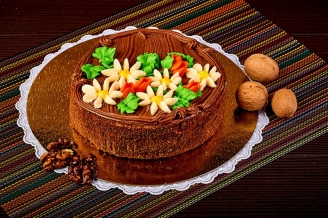 Торт Весенний